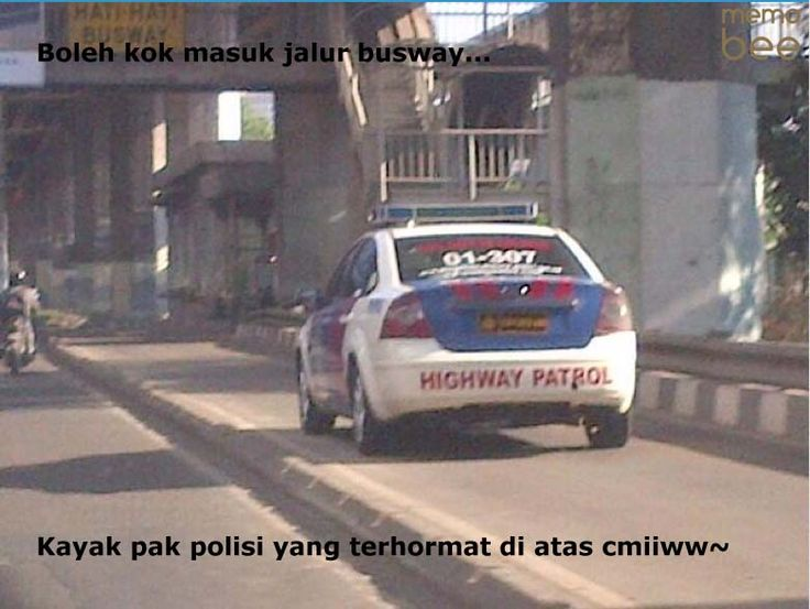 even the police do this lol