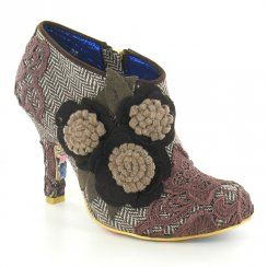 Spring Forward, Sandales Bride Cheville Femme, Or (Gold/Pink C), 37 EUIrregular Choice