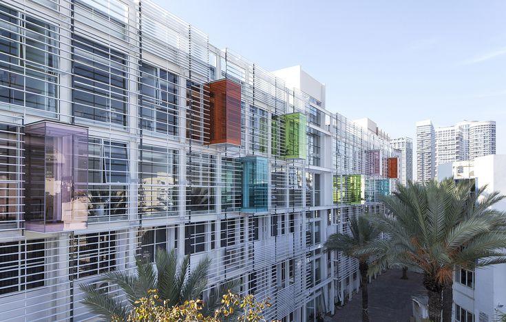Galeria de Edifício Acadêmico e Administrativo Pernick / Amir Mann- Ami Shinar Architects and Planners - 2