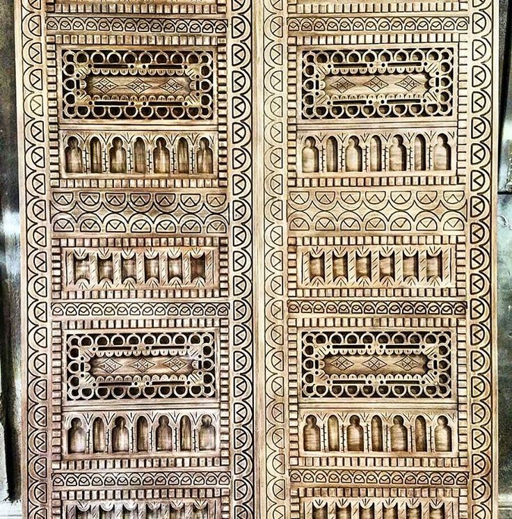 Moroccan Carved Wooden Doorilovedetails Handmade Door Inspiration Sheherazade Nyc Interior DoorHandmadeIndiaFurnitureWooden DoorsOld