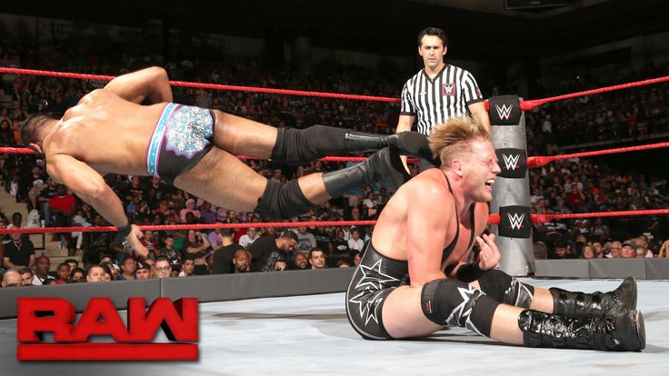 Jack Swagger vs. Jinder Mahal: Raw, Sept. 12, 2016 - http://www.truesportsfan.com/jack-swagger-vs-jinder-mahal-raw-sept-12-2016/