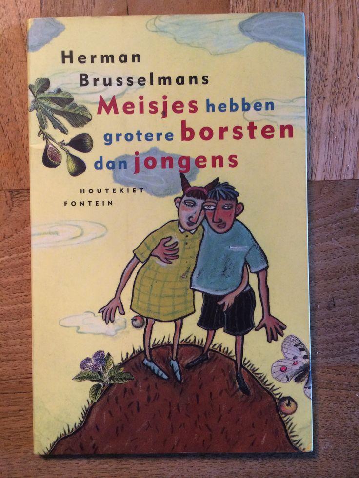 Herman Brusselmans - meisjes hebben grotere borsten dan jongens (1997)