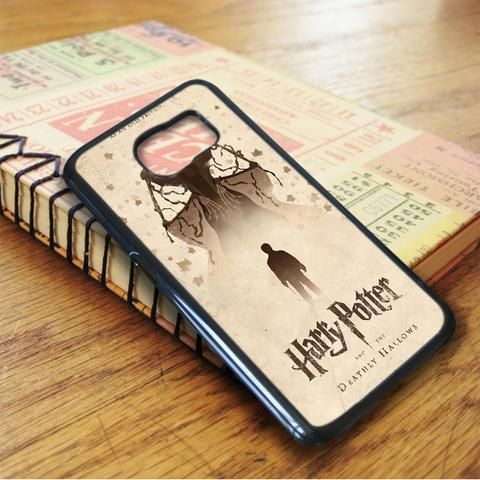 Harry Potter Deathly Hollows Samsung Galaxy S7 Case