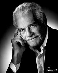 Omar Sharif - I met him once i  life - at his daughters wedding in Hawaii. Gorgeous, elegant man.
