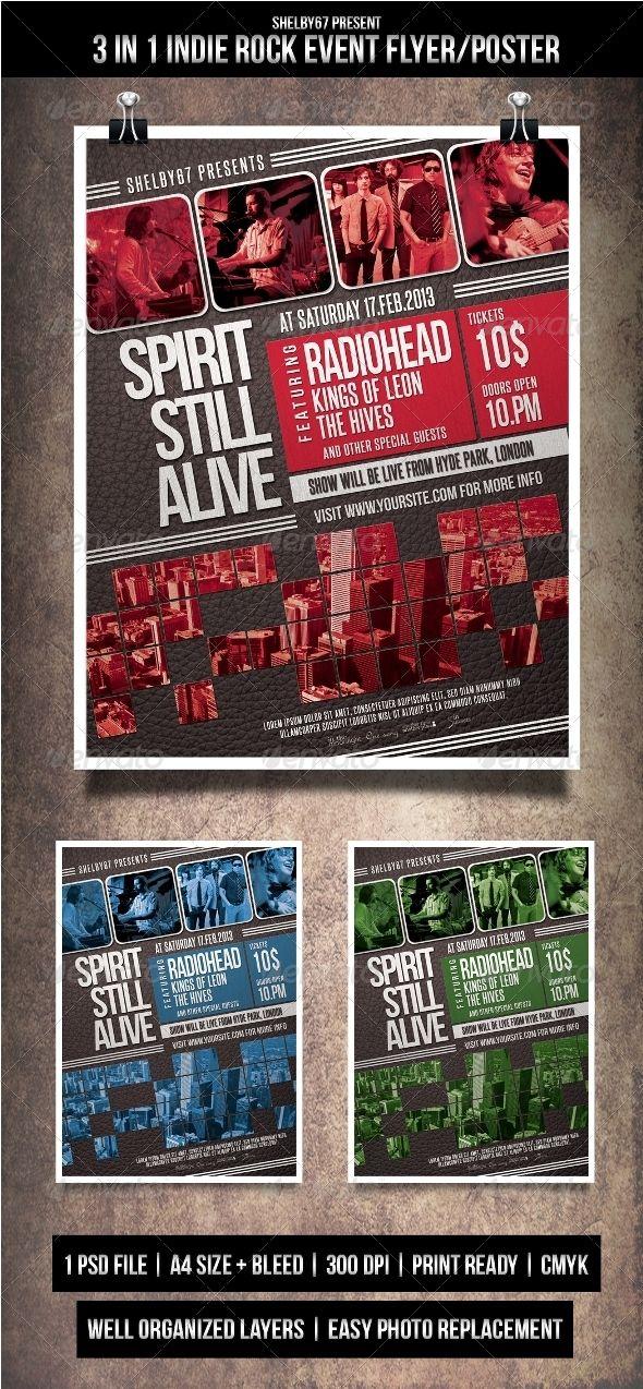 114 best Print Templates images on Pinterest Print templates - ufc flyer template