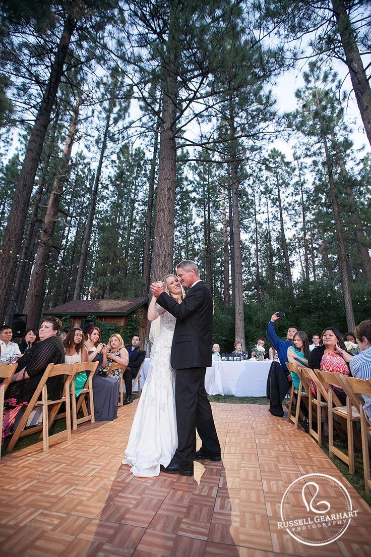 Big Bear Wedding: Kara + Brandon, Big Bear Mountain, California – Russell Gearhart Photography – www.gearhartphoto.com