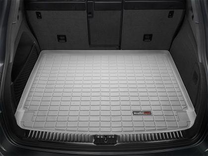 WeatherTech 1997 Ford Econoline Super Duty Custom V8/ 2003-2005 Ford E450/ 1992-2005 Ford E350/ 1992-2014 Ford E250 E150 Cargo Liners Mat - Grey