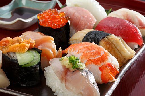 憧れの銀座でお寿司ランチ自分にご褒美あげてみませんか