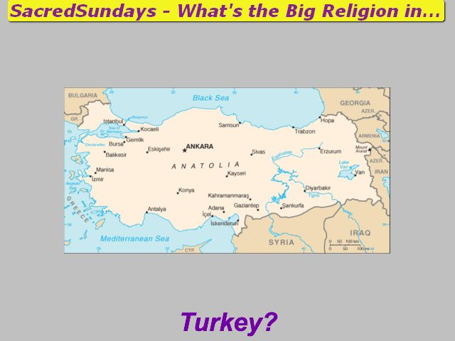 ReligionTrivia  - Answer:  - Follow us for Daily #Geography #Trivia #educhat