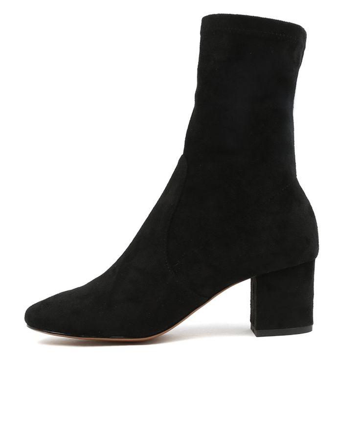 Mollini - Careful Boot Black Stretch