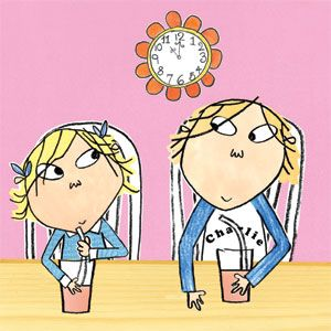 Charlie and Lola. :) I loved Playhouse Disney!!