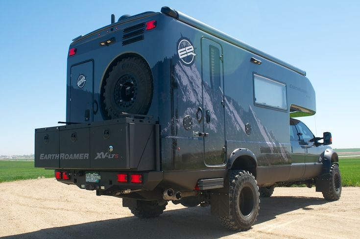 EarthRoamer Is Ultimate Adventure Camper | Gear Junkie