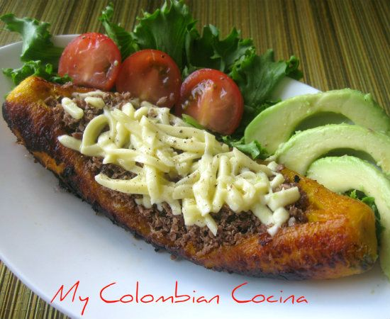 48 best colombia treats images on pinterest recipes colombian platano con carne en polvo or plantain with powdered meat is a simple and great combination it can make a easy lunch or dinner and you can also serve it as forumfinder Gallery