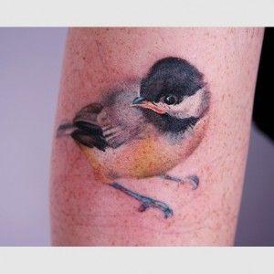 De mooiste tattoo's van bloemen, vogels en planten | NSMBL.nl