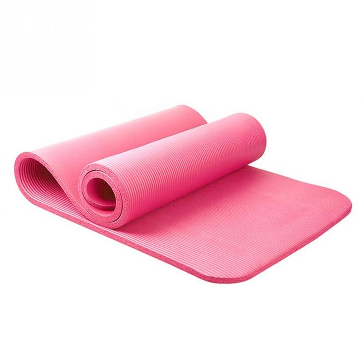 Thick Yoga Mat //Price: $29.00 & FREE Shipping //     #fitness #motivation