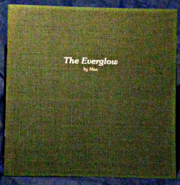 Mae The Everglow On Double LP Vinyl Lyric/Story Book
