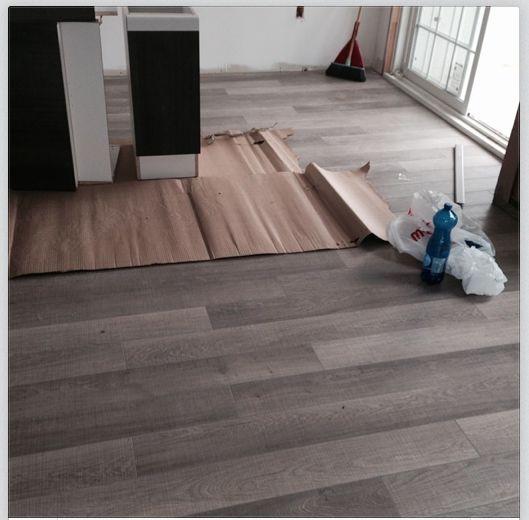 Flooring - model suite