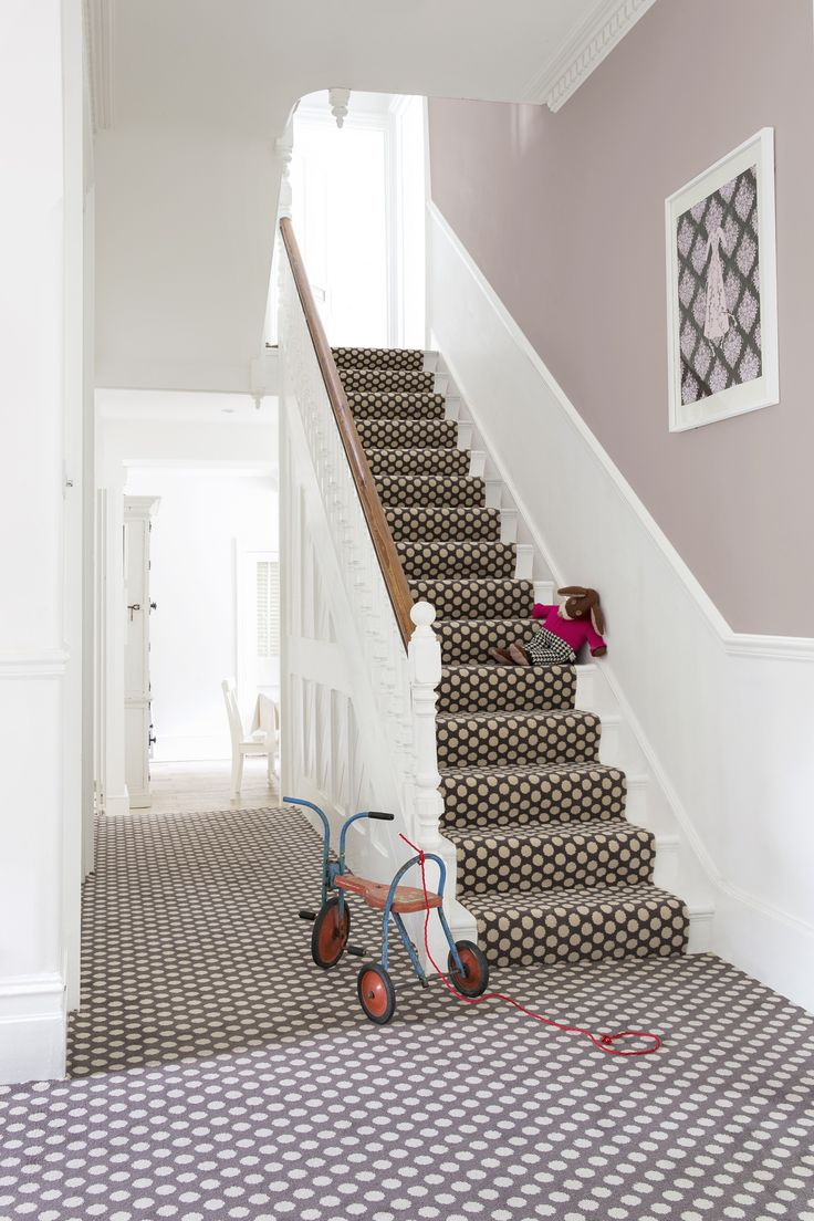 31 Best Pattern On Stairs Images On Pinterest Carpet On