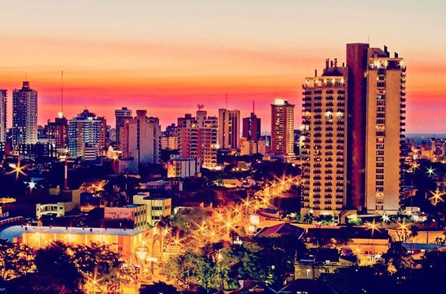 This Is A Picture Of The City Of Asuncion Paraguay Fun Fact Asusncion Is Not Only The Capital B Cities In South America Most Beautiful Cities City