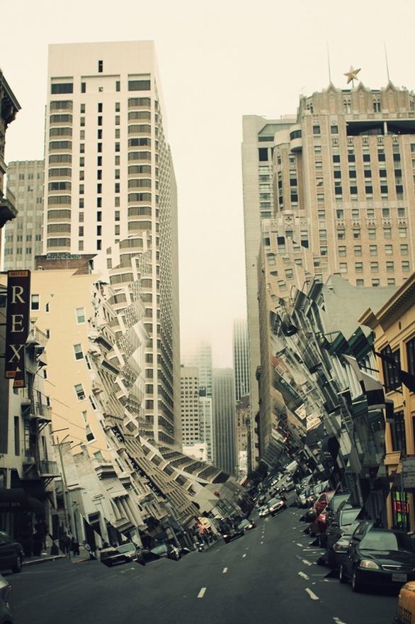 Best Victor Enrich Images On Pinterest - City portraits surreal architecture photos by victor enrich