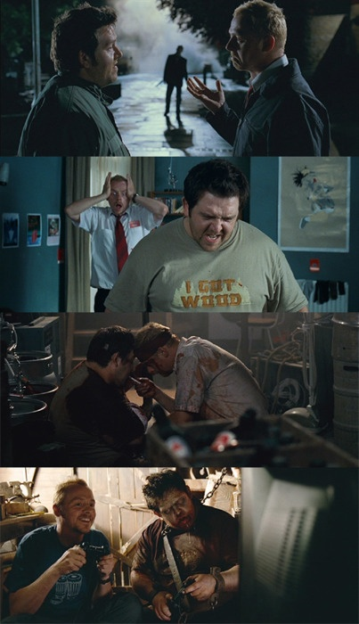 Simon Pegg Land Of The Dead 17 Best images about Z...