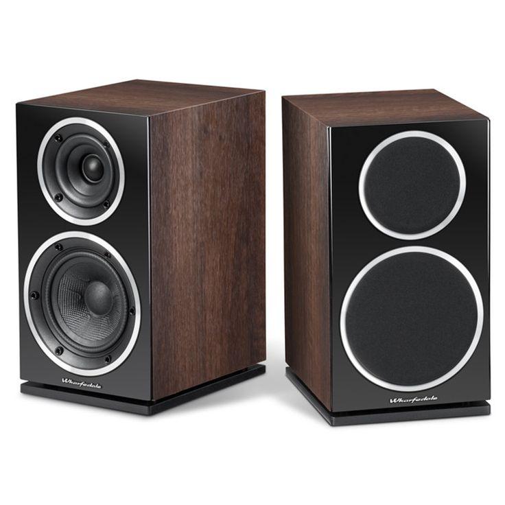 Wharfedale - Diamond 220 Bookshelf Speakers Pair