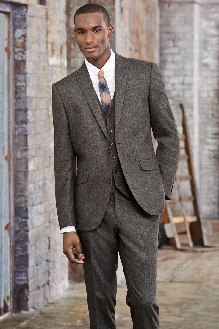 130 best Suit images on Pinterest | Suit jacket, Slim fit suits ...