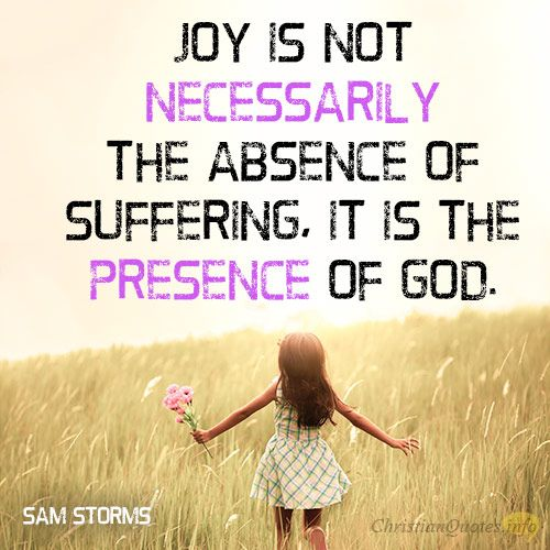 Daily Devotional - 3 Ways To Keep Your Joy #Christianquote