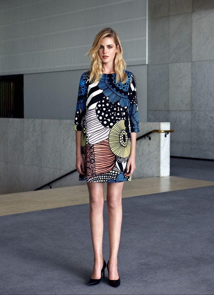 Shift dress |Marimekko