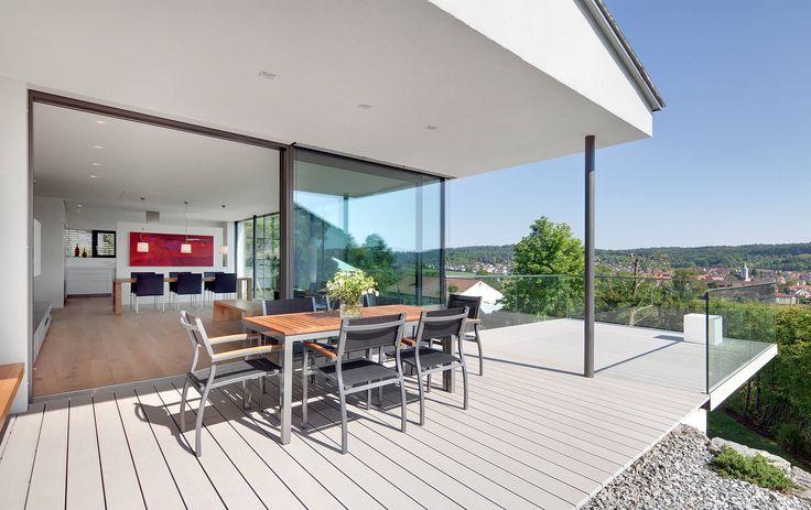 Decor terasa deck Relazzo Rehau R20-D549 Deck terase exterioare piscine de cea ma buna calitate, stabilitate dimensionala, rezistenta la intemperii, efort minim pentru inretinere si durata lunga de viata