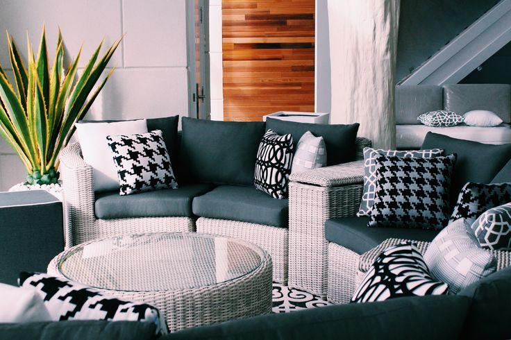 great seating makes any outdoor space feel more social