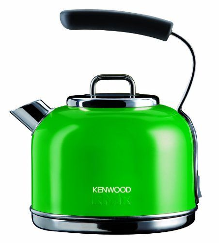 Kenwood kMix Small Traditional Kettles: The Most... - Small Kettles: Superb Kitchen Appliance