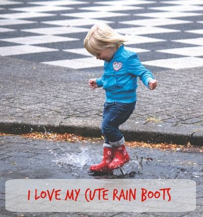 Cute Rain Boots for Kids | WebNuggetz.com
