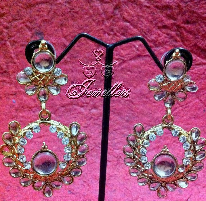Unique stone earrings. https://www.facebook.com/pages/LF-Jewellers/423983984326803