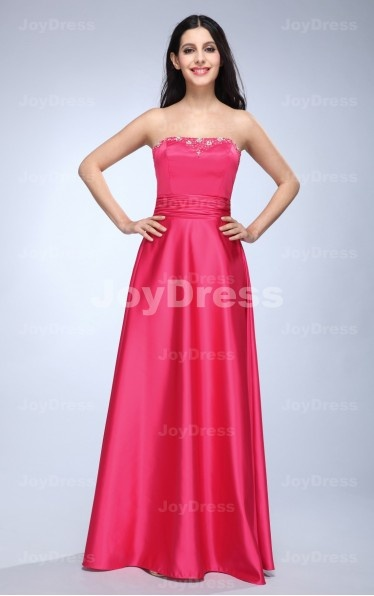 red gown dresses
