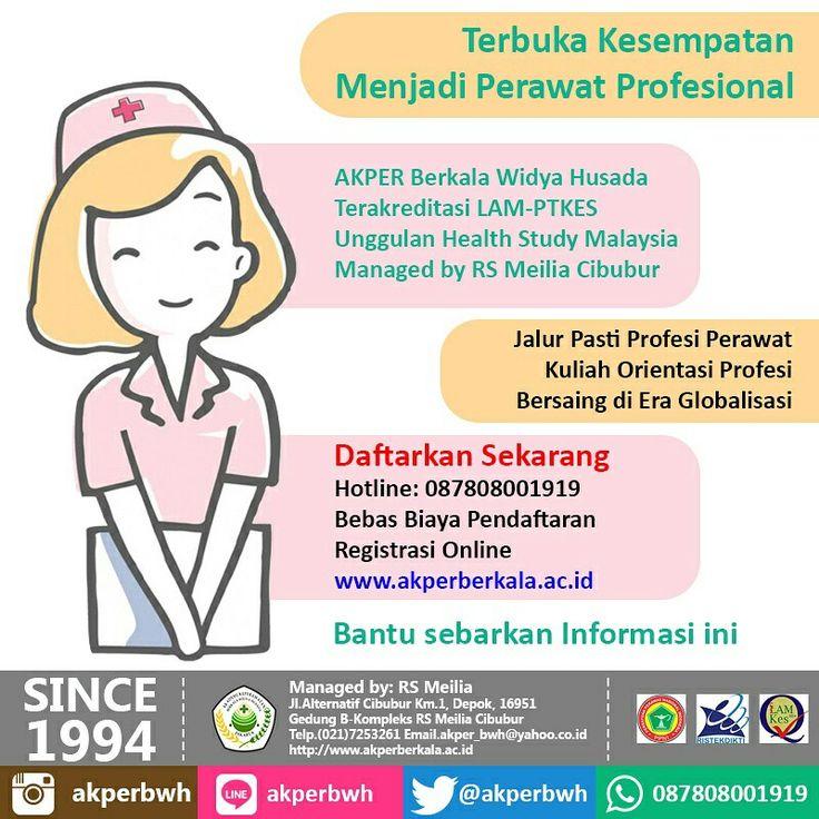 pastikan kamu terdaftar di AKPER BERKALA ya••#akper #akademi #keperawatan #akperberkala #cibubur #depok #cileungsi #bekasi #bogor #tangerang #jakarta #indonesia #mahasiswa #kampus #kuliah #perawat #nakes #nurse #profesi