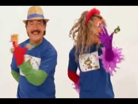 ▶ Twist de los Ratoncitos - La Brujita Tapita - Brujicanciones - YouTube