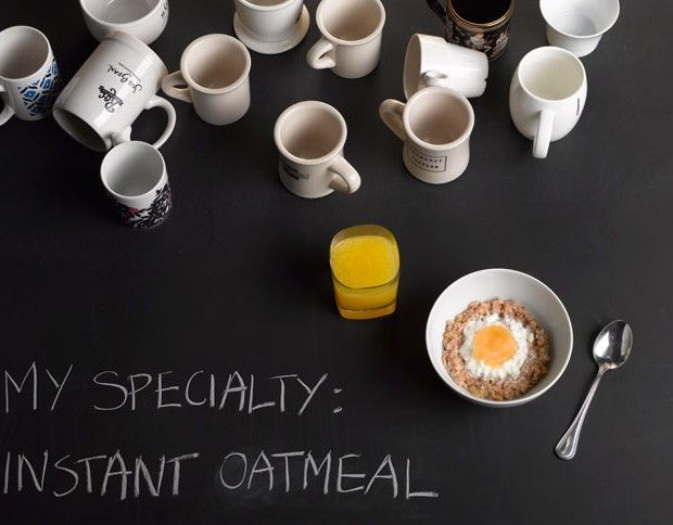 What Comedian Mo Rocca Eats for Breakfast