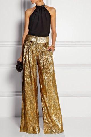 pantalones de vestir para fiestas de noche - Buscar con Google