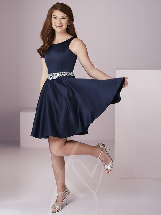 Evening dress navy xo