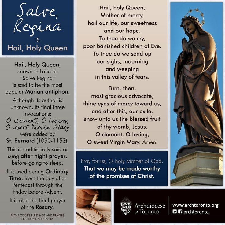 Hail holy mary mother saint virgin — img 15