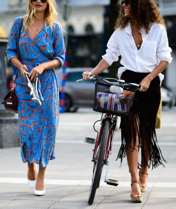 Stockholm Fashion Week Streetstyle