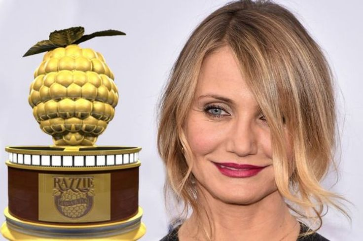 "Cameron Diaz, Megan Fox & More Win Razzies ""Golden Raspberry Awards"""
