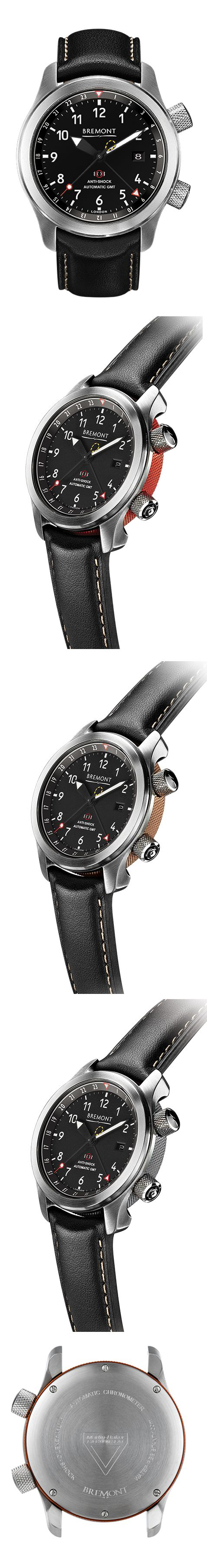 The new Bremont Martin Baker III