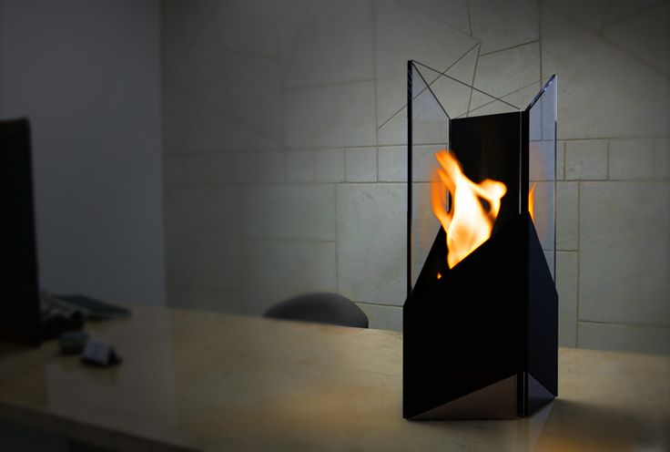 Pure | Decorpro Place these tabletop fireburners as a centrepiece or as task lighting to warm up any side table or room. They can also be used as wall sconces and mounted to the surface of an exposed brick or painted wall surface.