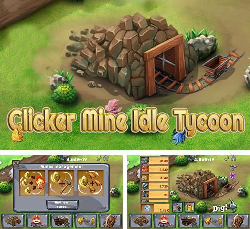 Idle miner tycoon  Clicker mine idle tycoon Hack is a new generation