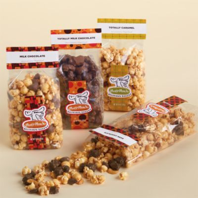 yummy shit! Pick 4 Moose Munch Gourmet Popcorn Bags | Popcorn Gifts | Harry & David