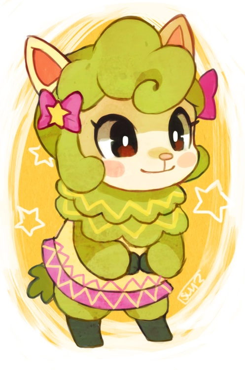 Animal Crossing fanart