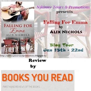 @iambibilophile recommends Falling For Emma by @Aalix_Nichols to all readers!  #Review https://bibilophile.wordpress.com/2015/01/16/review-of-falling-for-emma-by-alix-nichols/ #Romance #Novella #NjkinnyTours