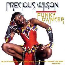 Funk-Disco-Soul-Groove-Rap: Precious_Wilson-Funky_Dancer.